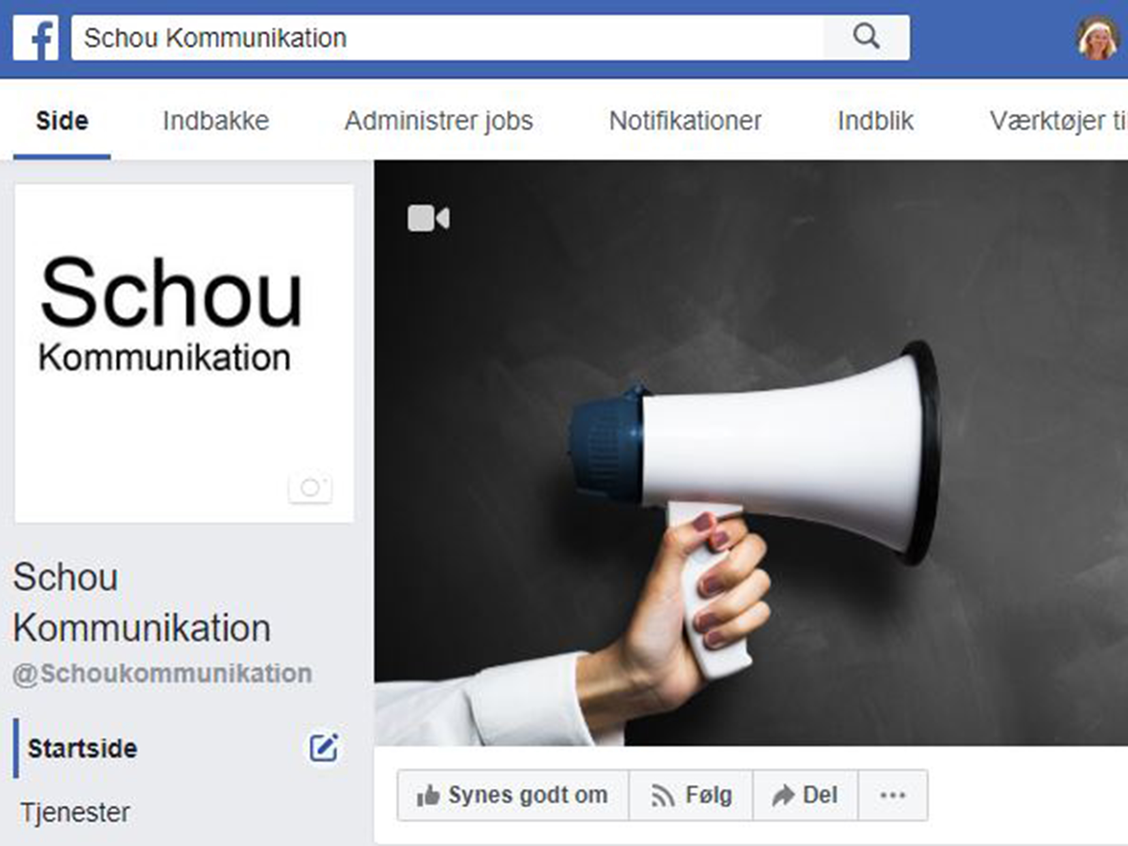 Facebook værktøjer