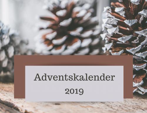 Adventskalender – del 1 og 2